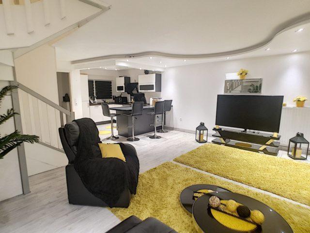 STRASBOURG STOCKFELD, Maison individuelle de 105 m² avec terras
