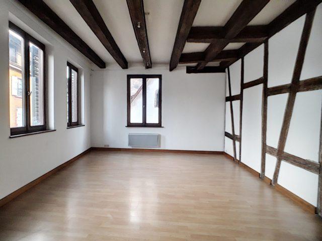 PETITE FRANCE  GRAND 2P. de 54 m2