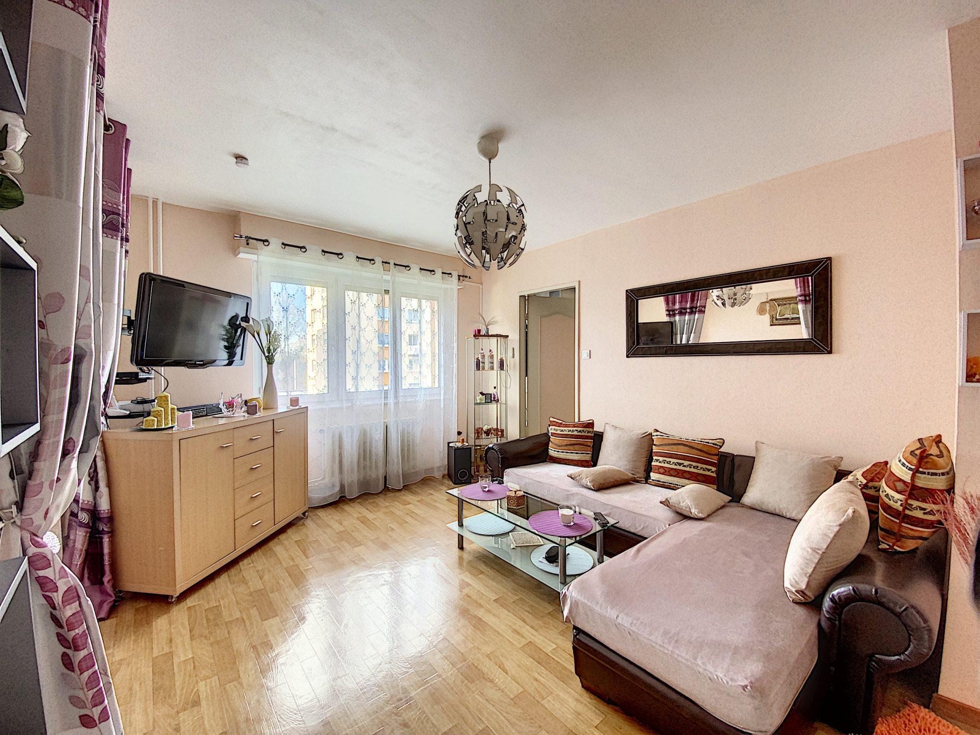 SCHILTIGHEIM, Appartement 3/4 pièces de 67m²