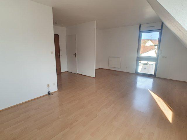 STRASBOURG PETITE FRANCE, Appartement 1 pièce DE 35m² hab./41m