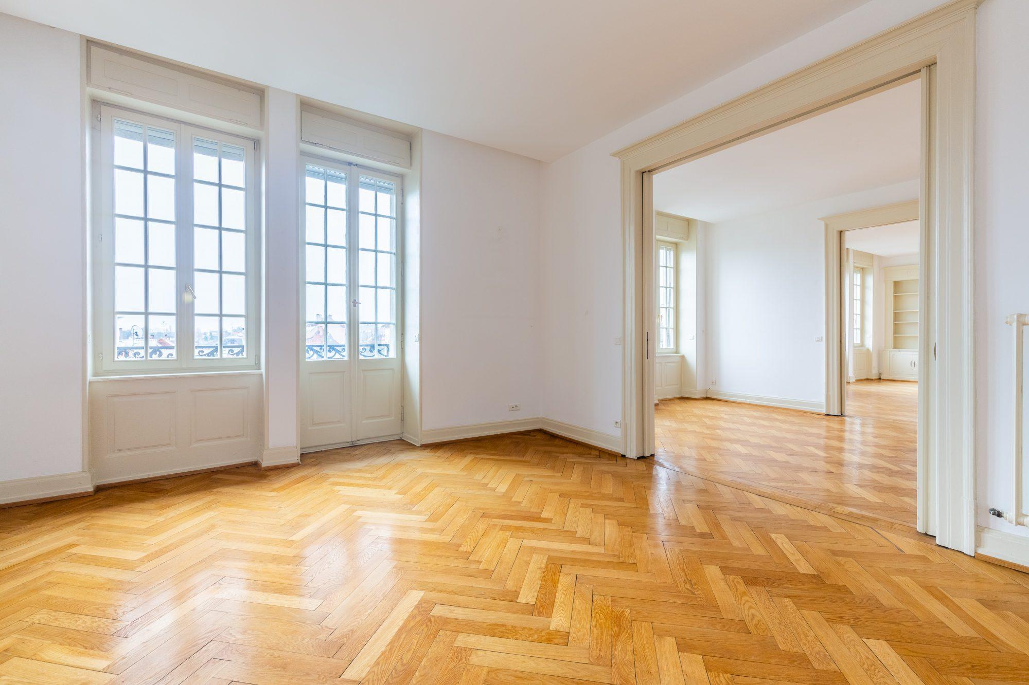 ORANGERIE Appartement 7 pièces 250m²