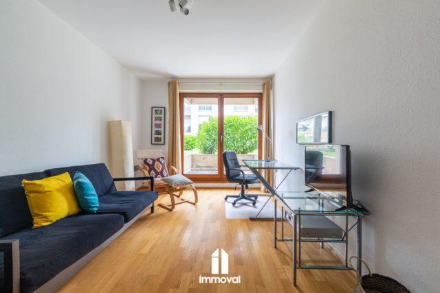 ORANGERIE - 2 pièces meublé de 43.81m² avec terrasse