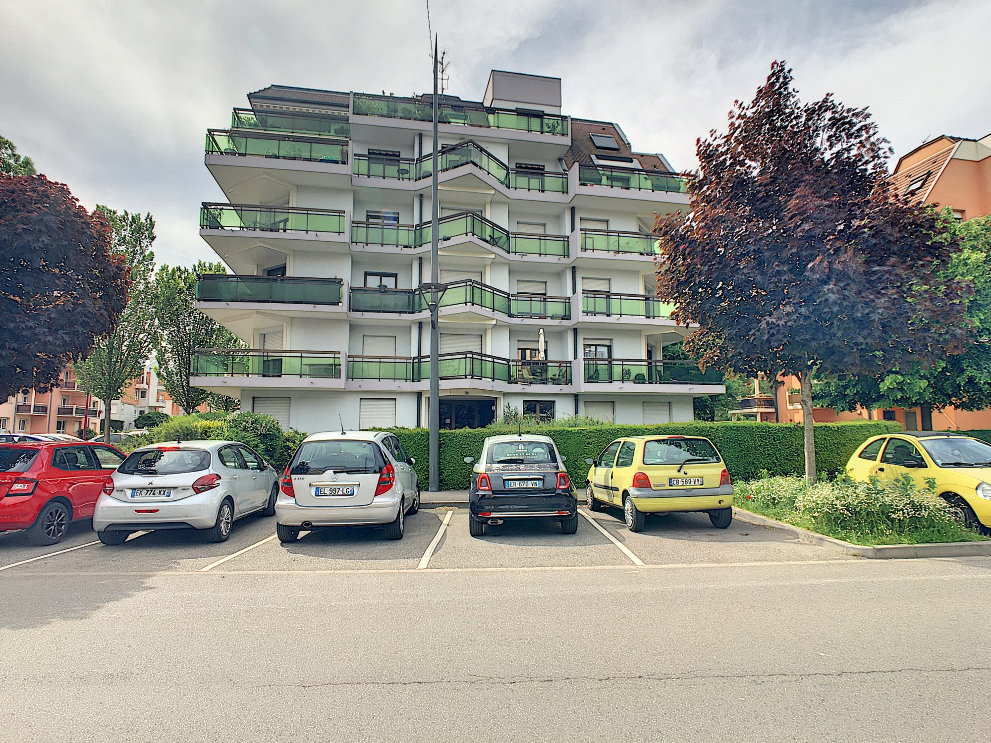 SOUFFELWEYERSHEIM-Appartement T3- 61.41M²