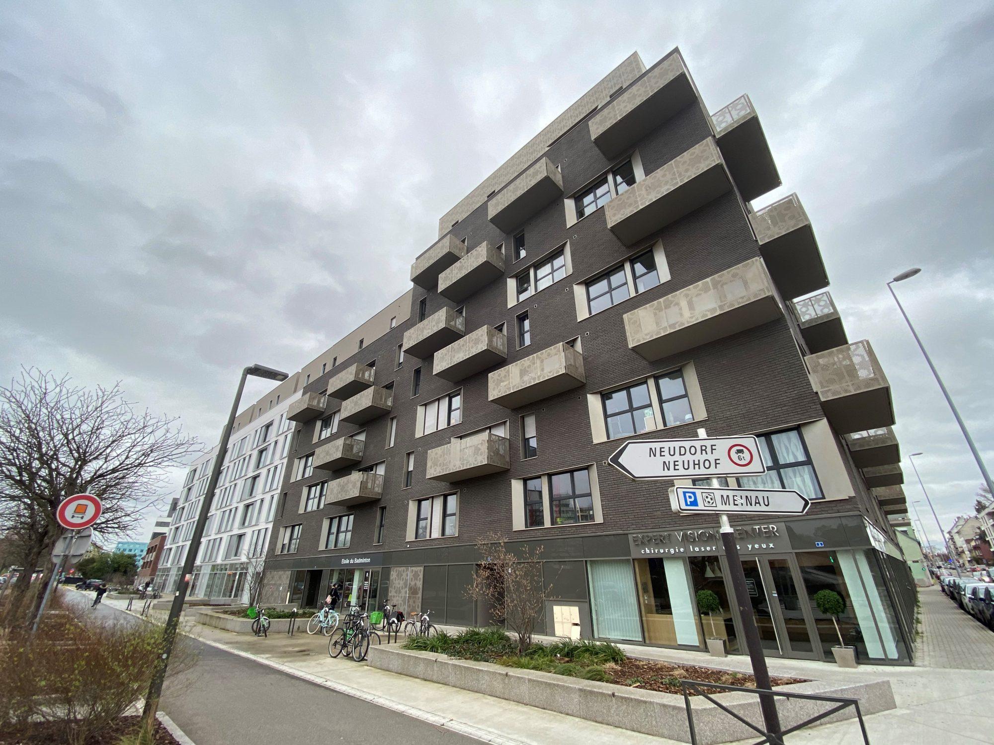 NEUDORF, Appartement 4 pièces de 74m²