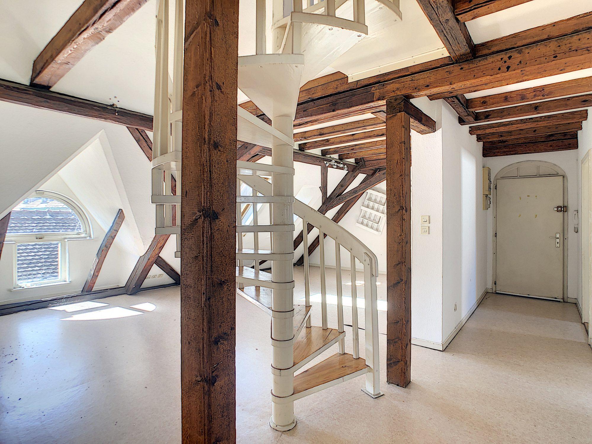 PETITE FRANCE Appartement 3 pièces 59.60m²
