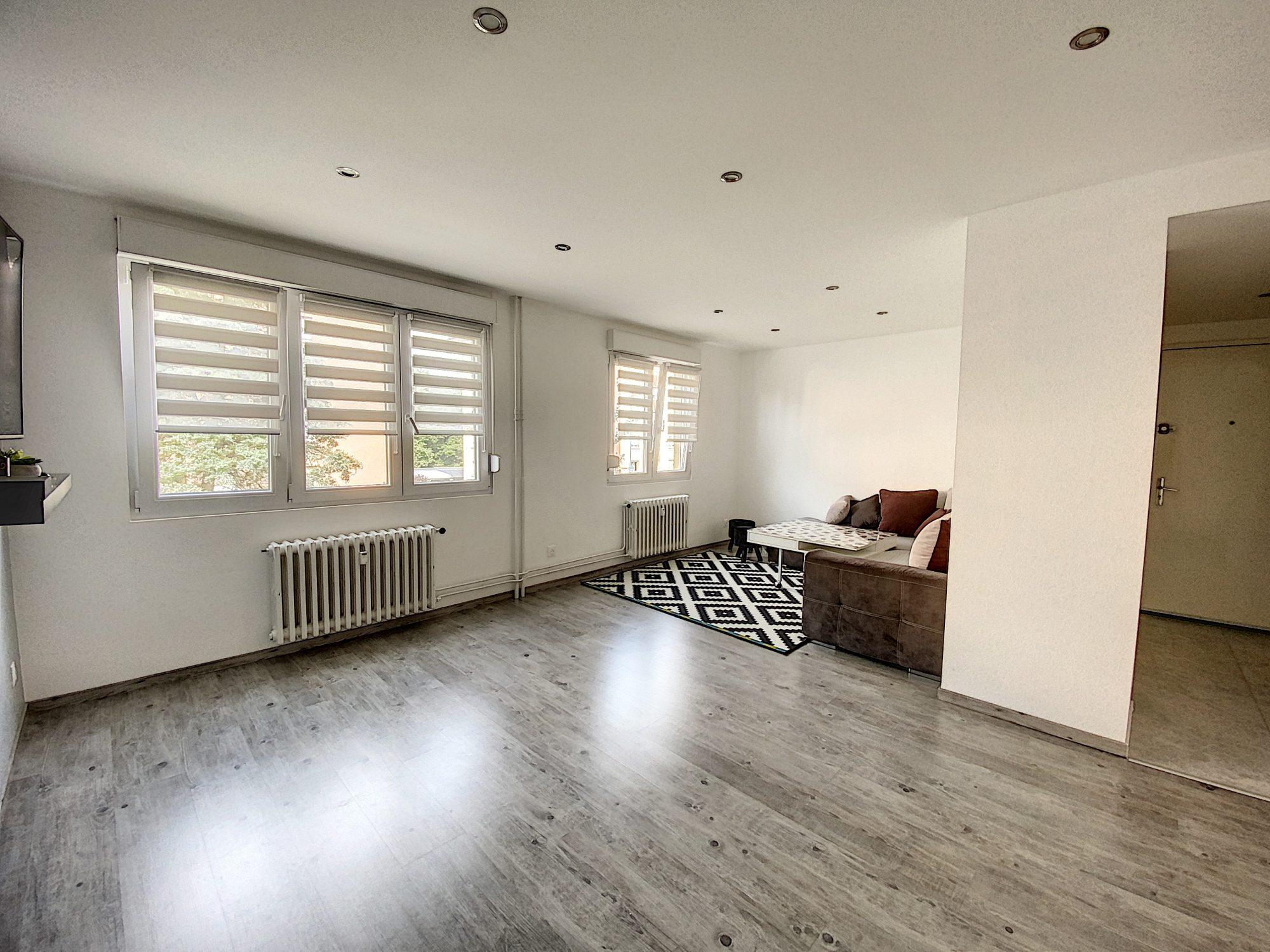 SCHILTIGHEIM, Appartement 3/4 pièce de 70m²