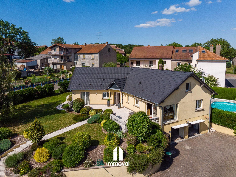 PHALSBOURG, maison de plain-pied de 169m²