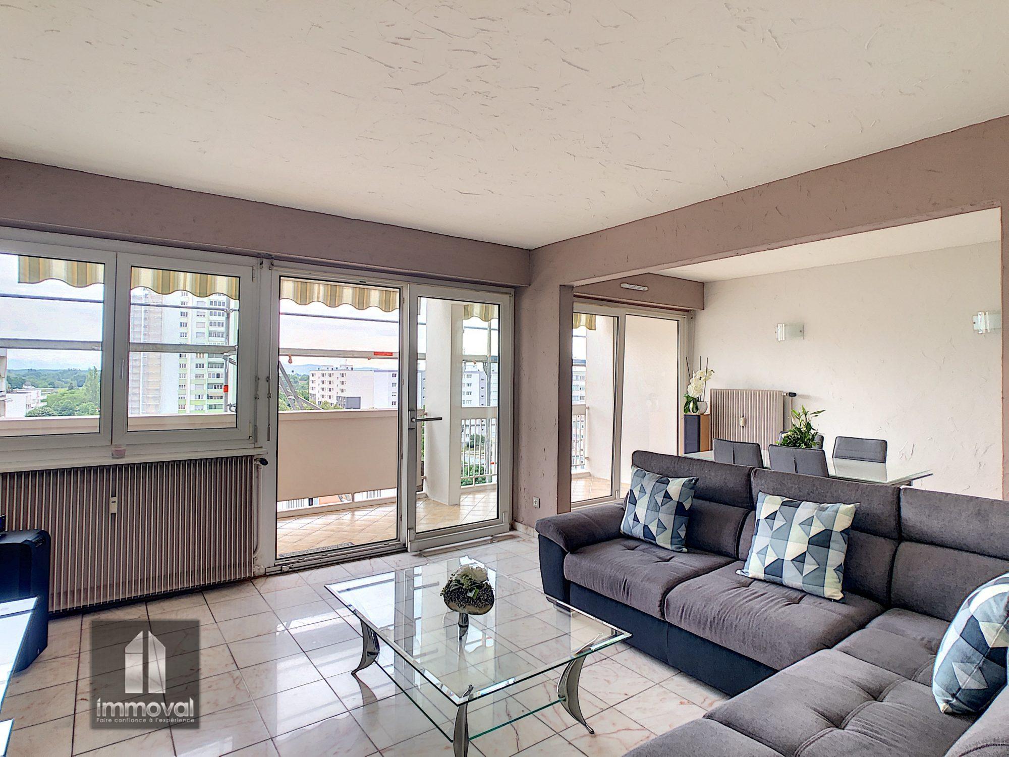 Hoenheim Appartement 4-5 Pièces 96,70 m2