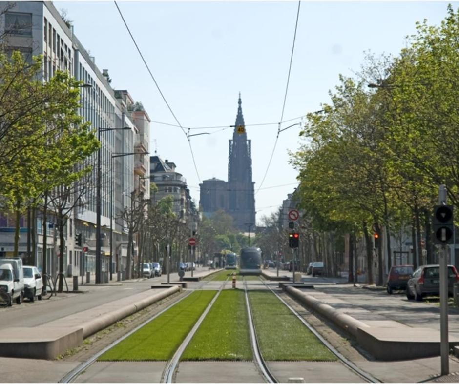 Strasbourg contades bureaux à vendre