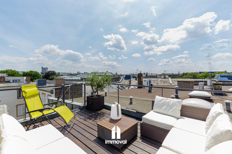 LES QUAIS, Rooftop 4 pièces de 130m²