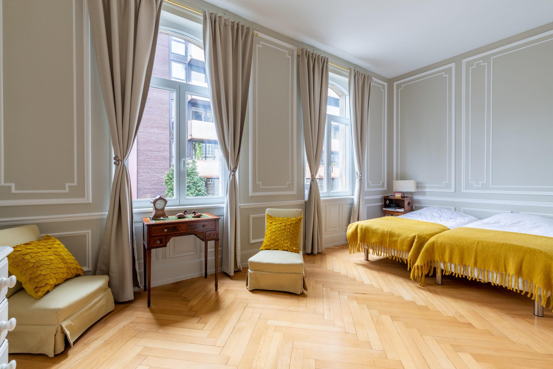 une magnifique chambre dans un appartement de standing à Strasbourg