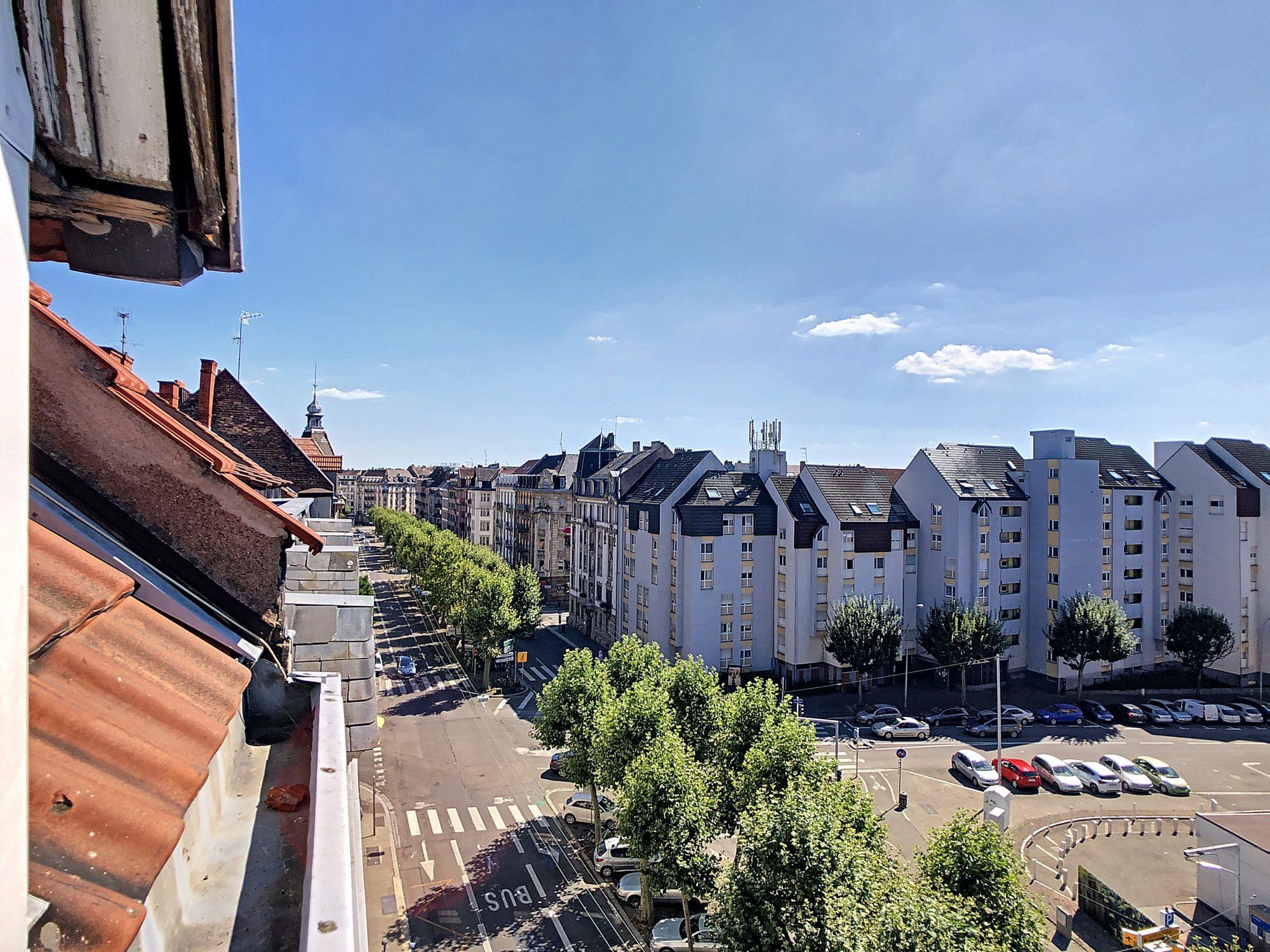 STRASBOURG GARE, Appartement 4 pièces  114,53m²