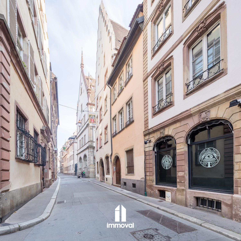 Strasbourg Hypercentre/ Duplex à créer / 6p de 180m²