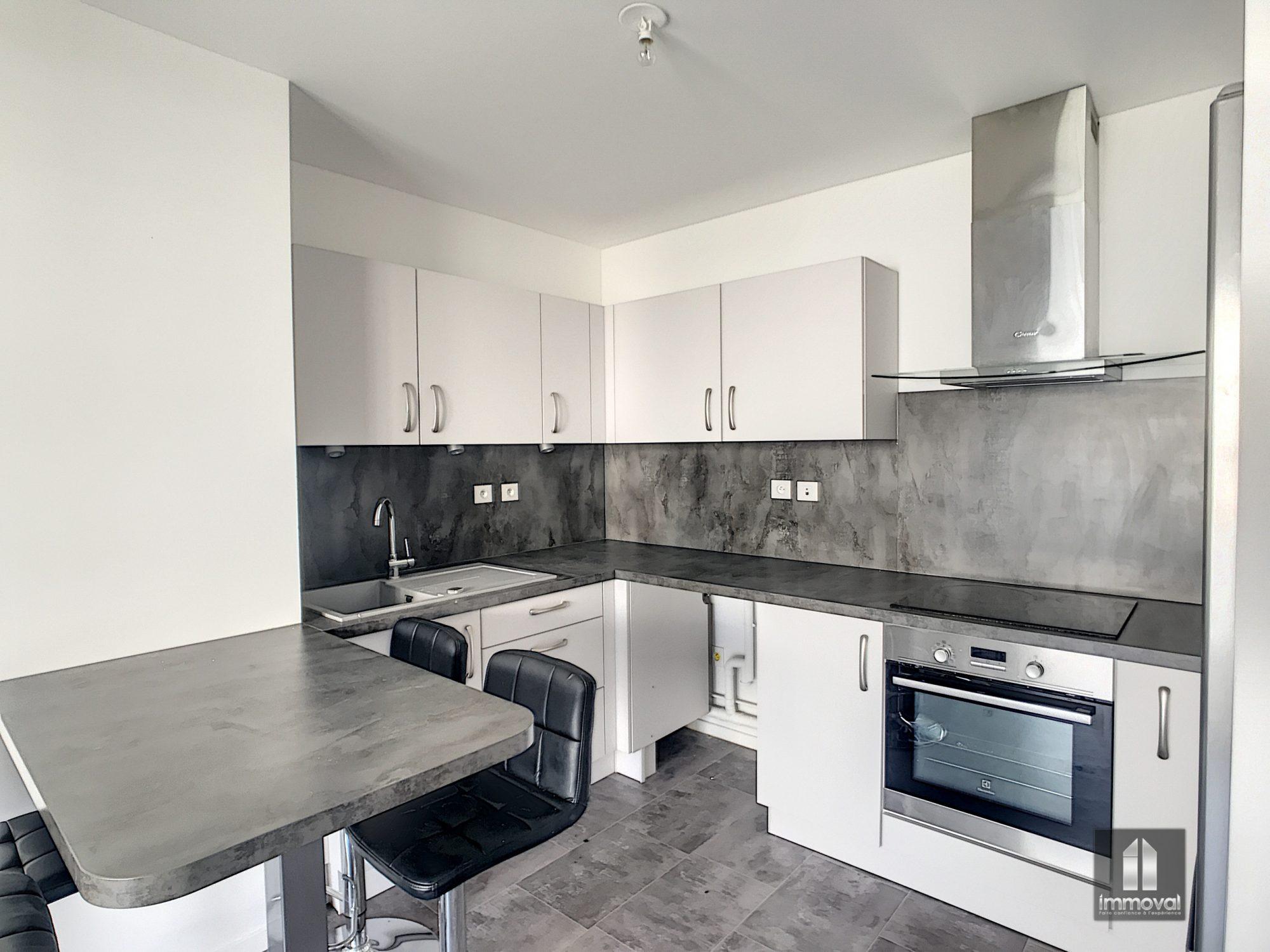 LINGOLSHEIM Appartement 2 pièces 40,93m2