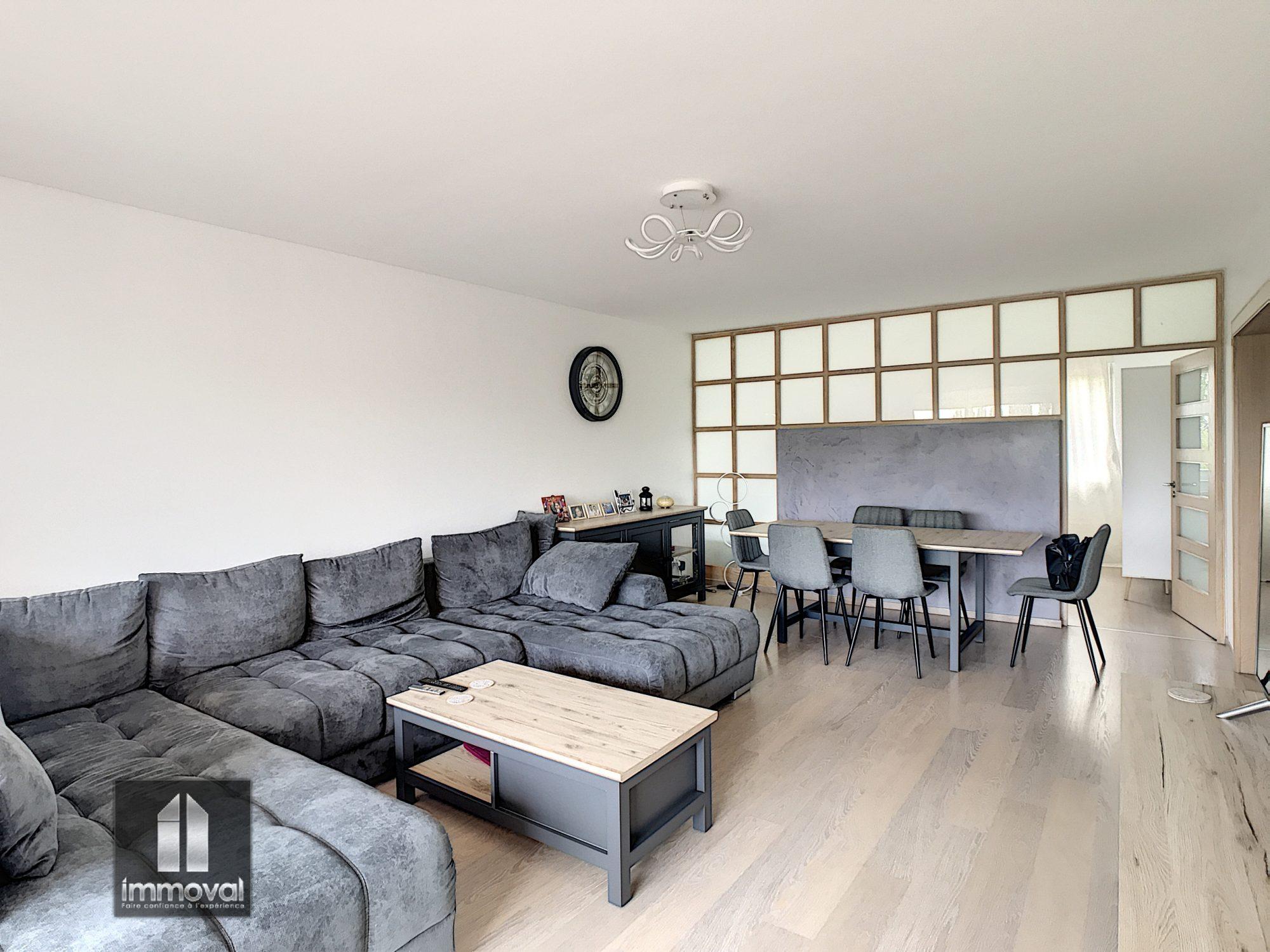 BISCHHEIM, Appartement 4 pièces 98m²