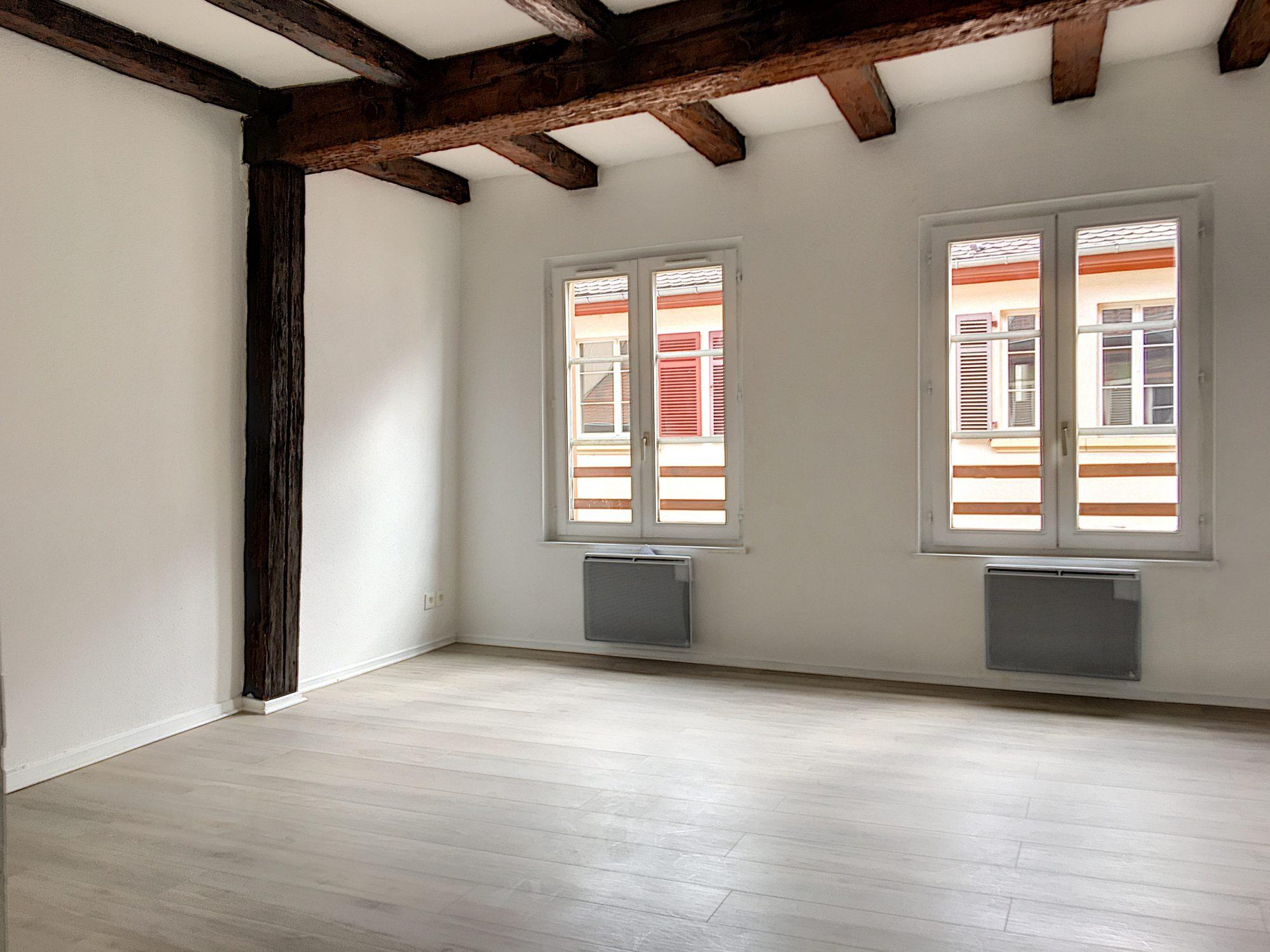 PETITE FRANCE 2 pièces 69 m² SOL
