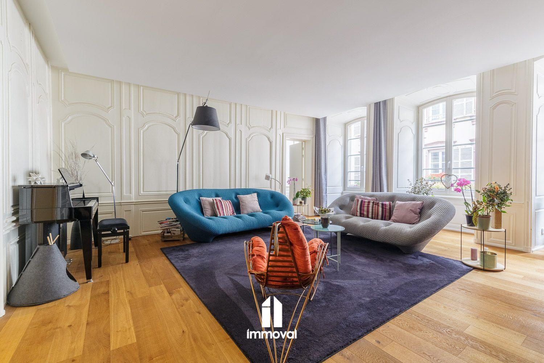 GRAND'RUE SUBLIME 5 pièces de 172.49m² dans bel immeuble 1800