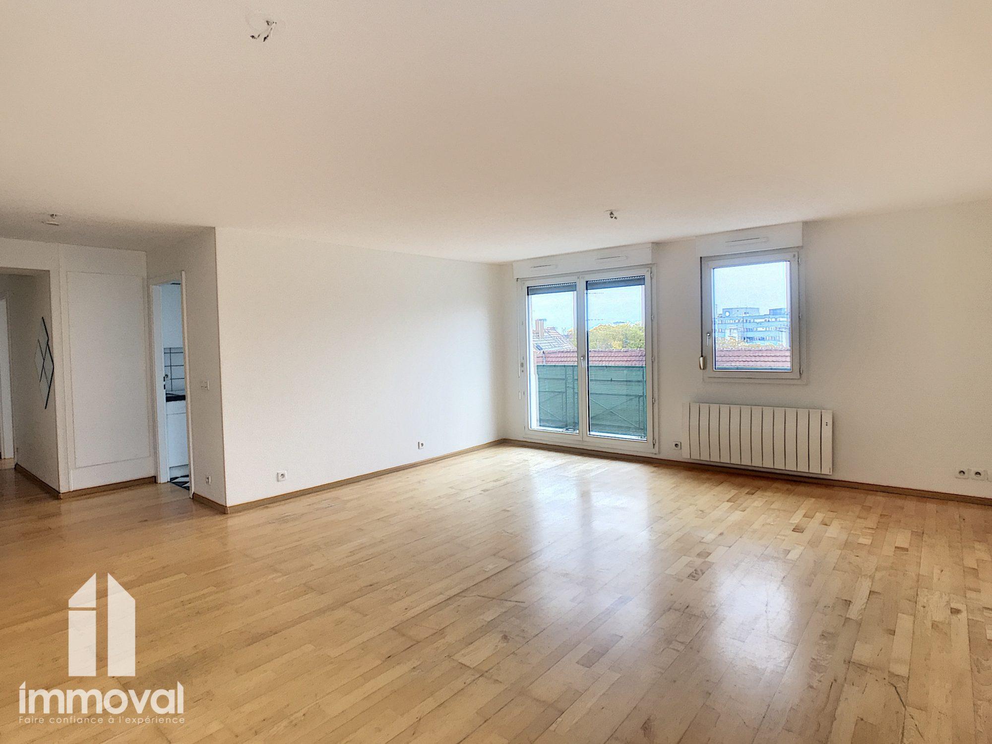 BISCHHEIM - Appartement 3 pièces de 80m2