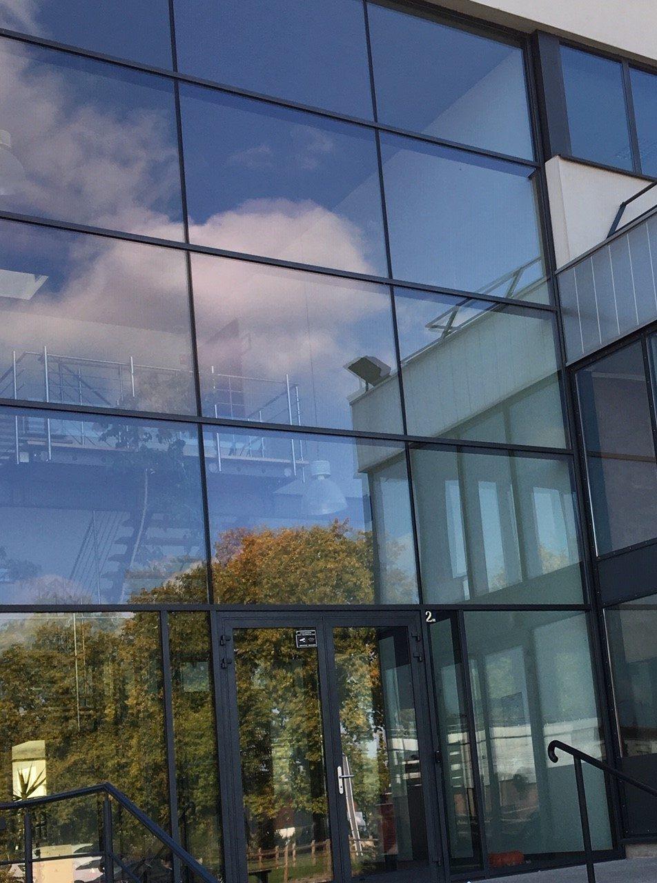 Bureaux rénovés - 121 m²  au Nord de Strasbourg, Z.A . de Bis