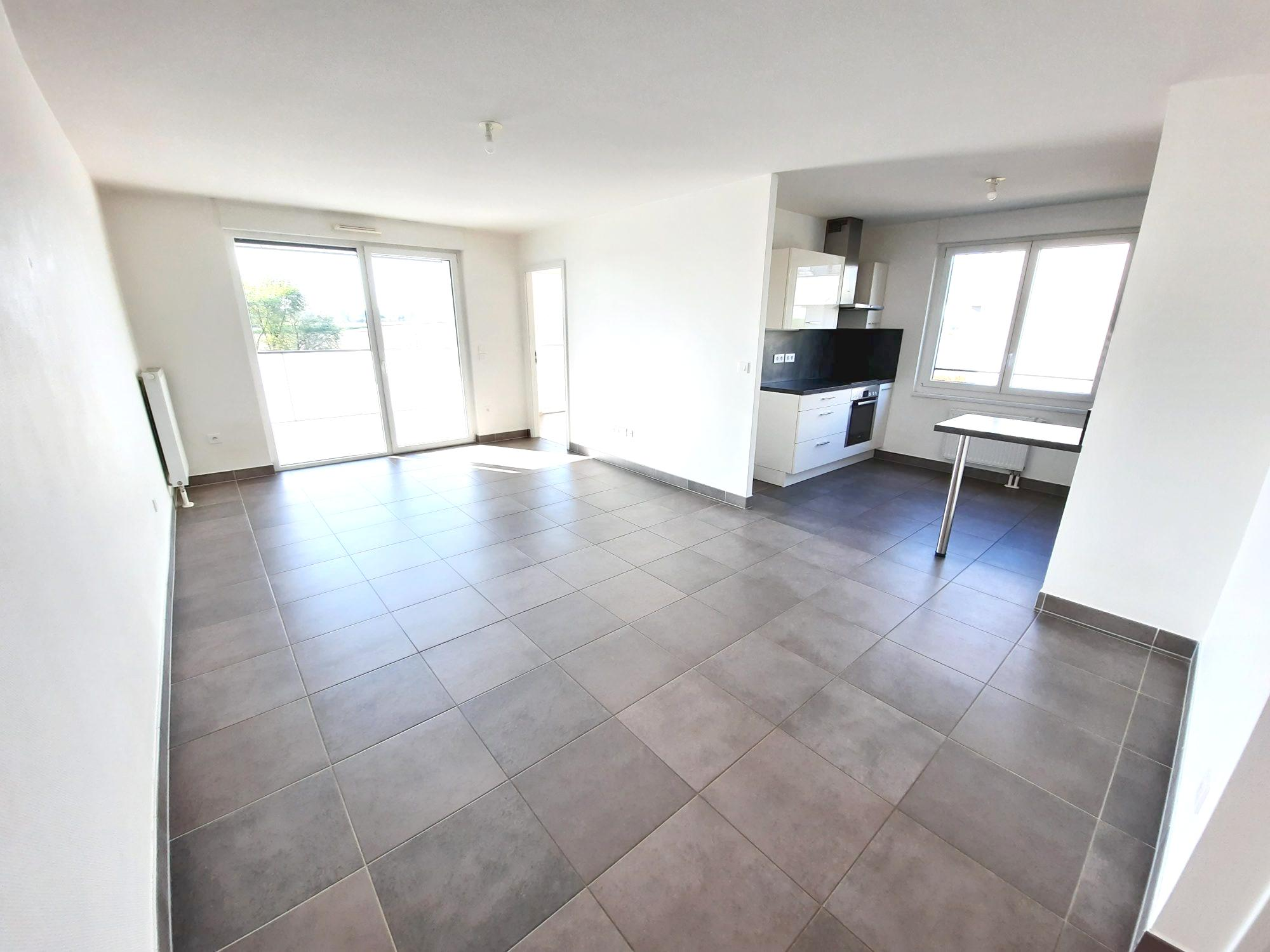 LAMPERTHEIM - NEUF - 3P DE 66.60m²