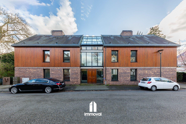 Strasbourg TIVOLI immeuble de bureaux  15p de 522m² avec gge et