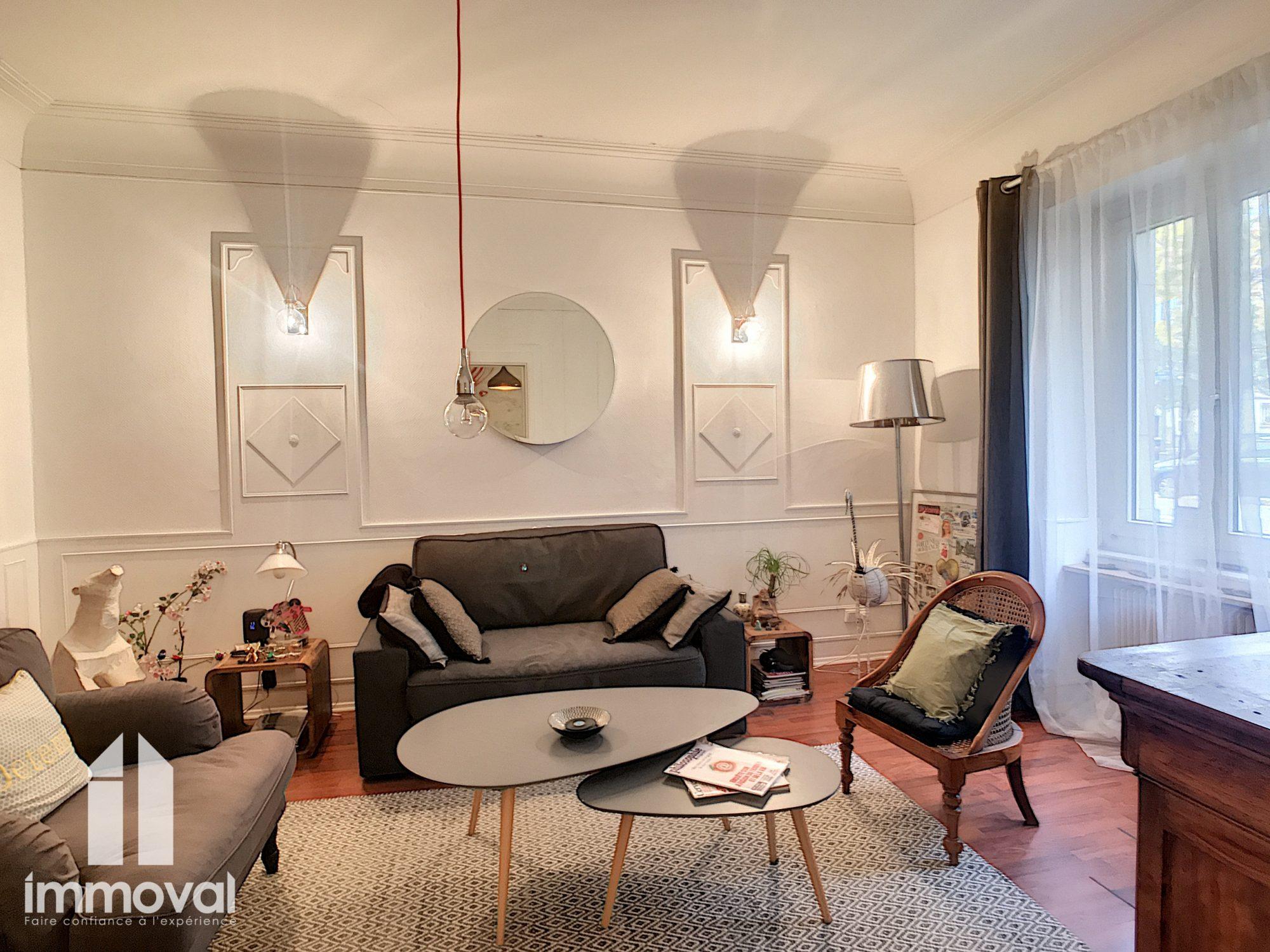 ORANGERIE  - Appartement 3 pièces de 70m2