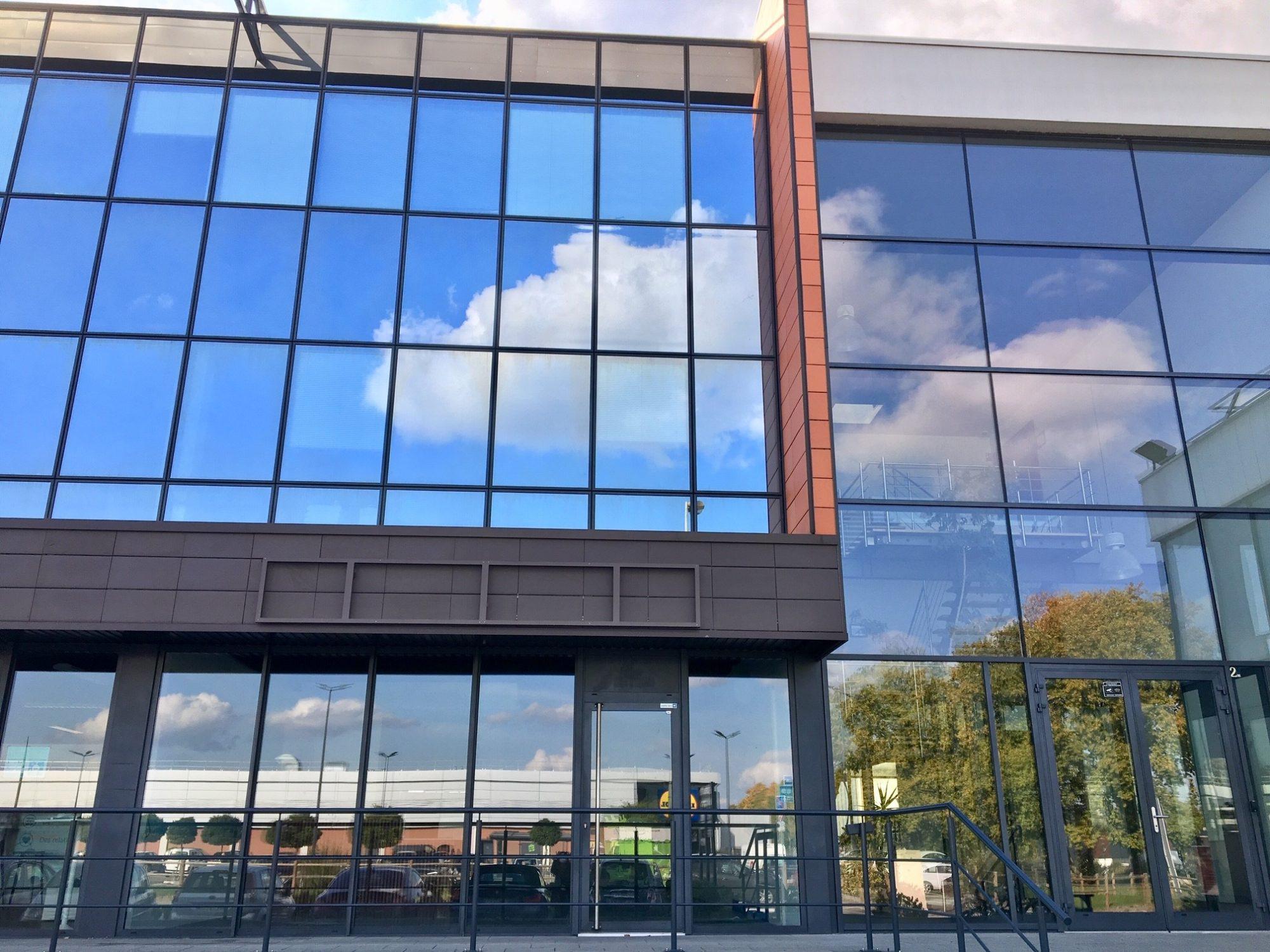 Bureaux aménagés et lumineux  de 610m² à Bischheim