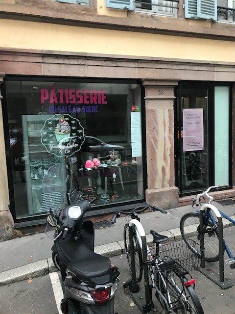 local commercial à louer Petite France