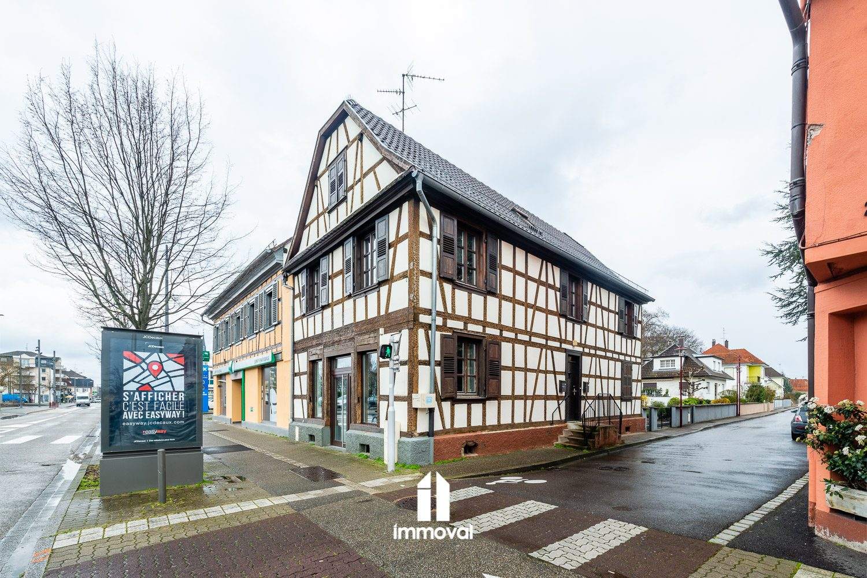 Charmant 5P duplex dans maison Traditionnelle Alsacienne