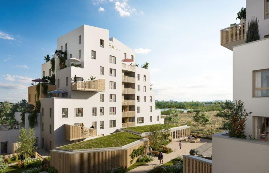 OSTWALD Appartement 3 pièces 58,10m2