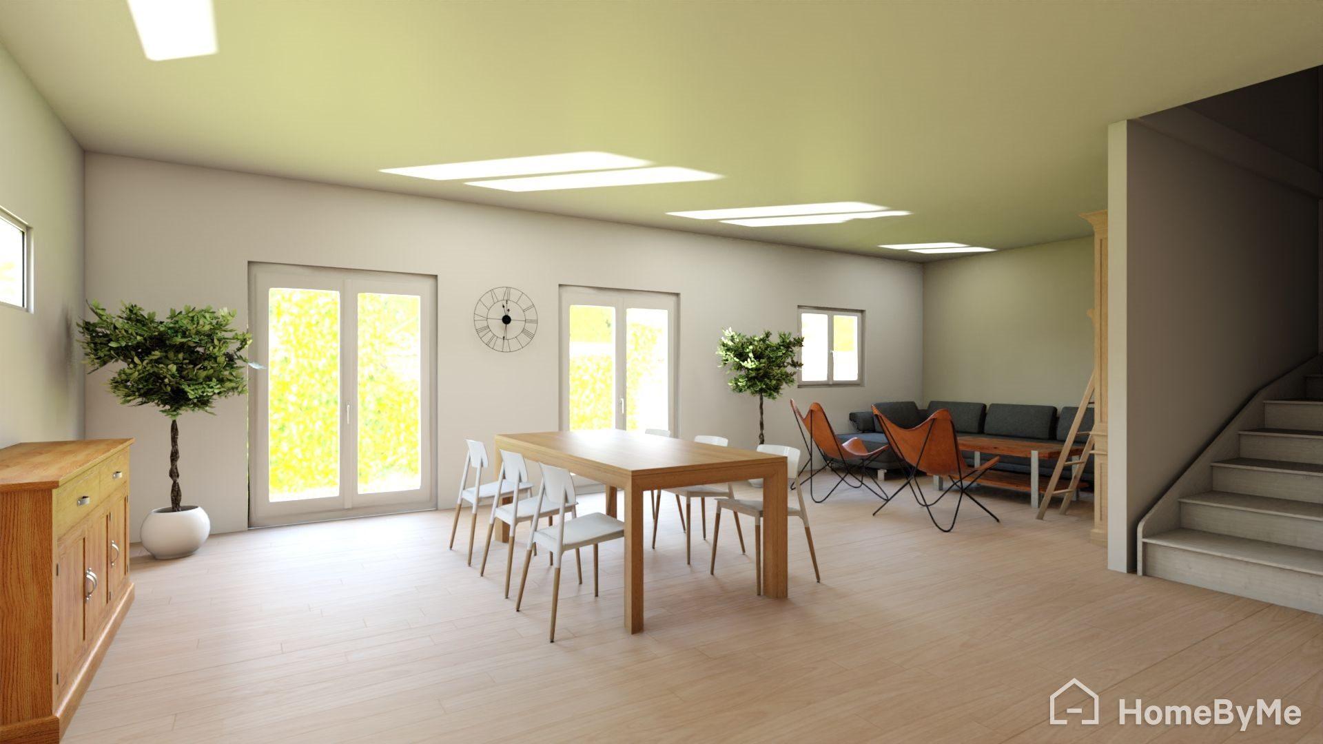 OBERHAUSBERGEN, Maison neuve 6p d'env 130m²