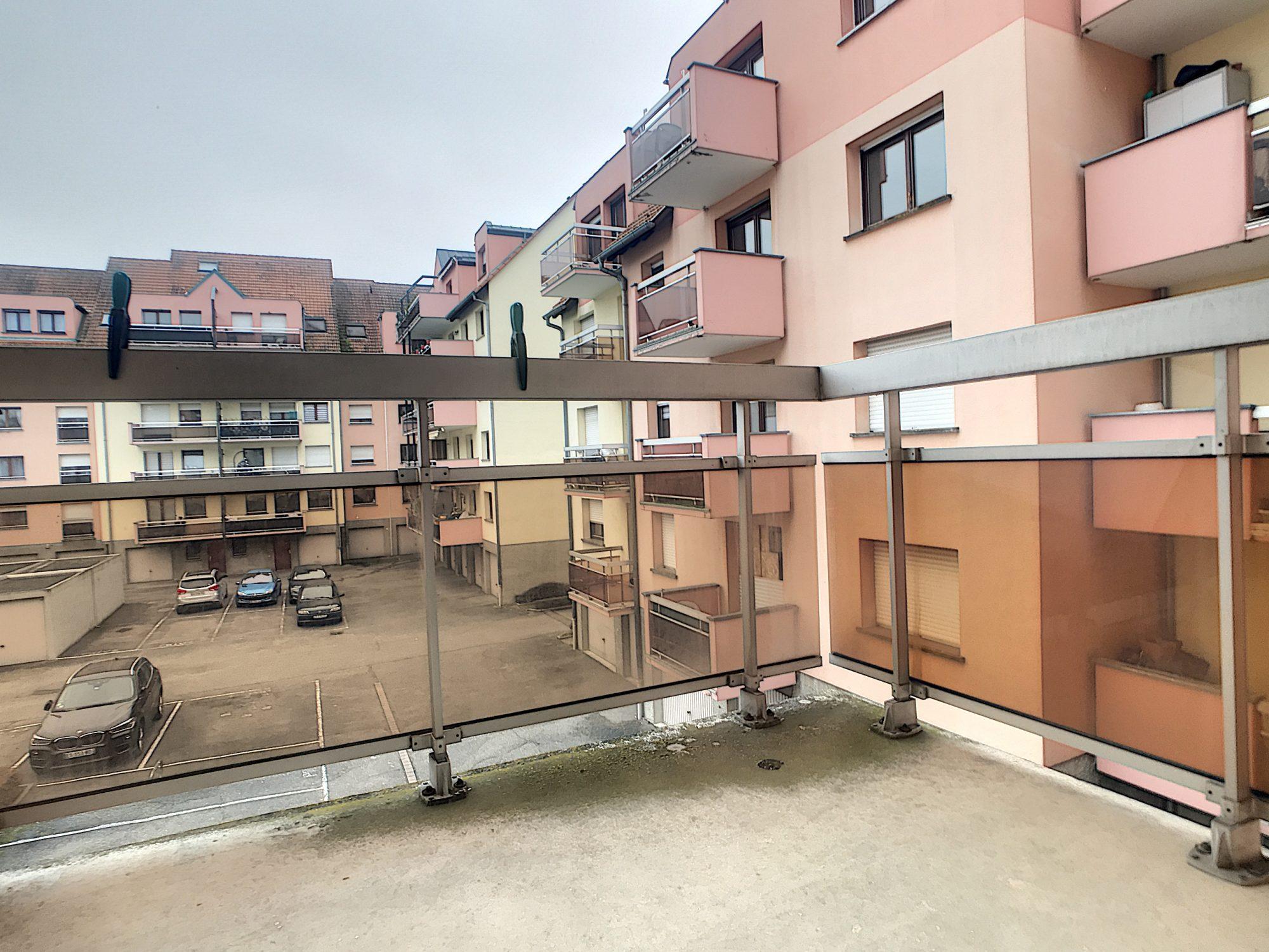 Illkirch-Graffenstaden Appartement 2/3 Pièces 59,14m2