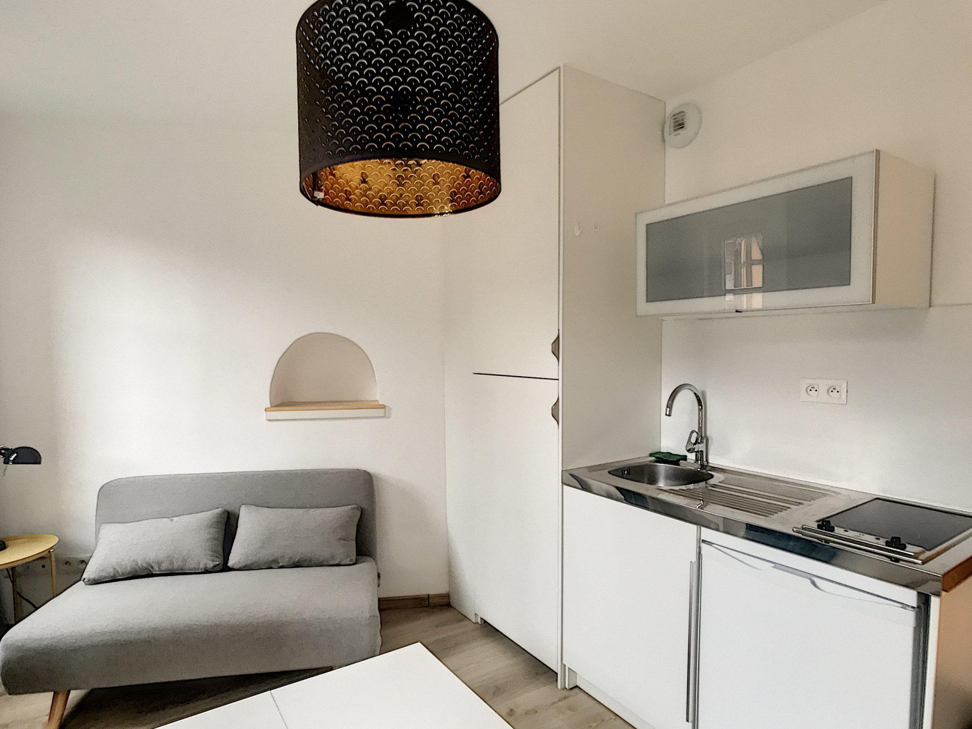 PETITE FRANCE - Studio meublé de 16.00m²