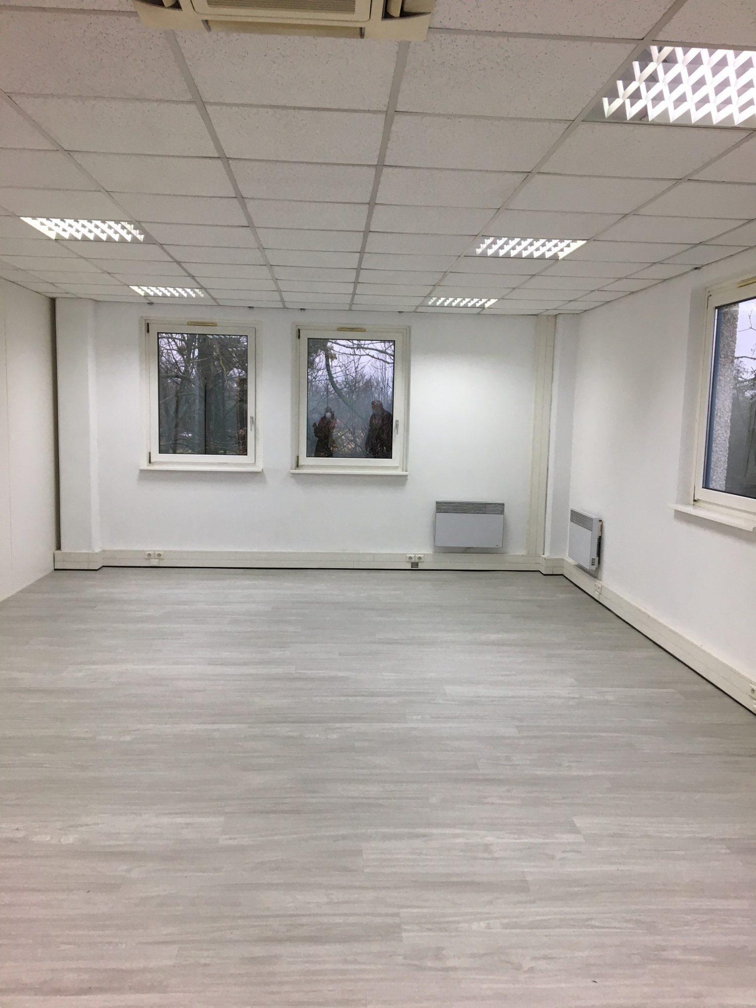 Bureaux rénovés dès 37 m² à Hoenheim