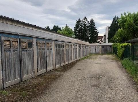 DEBUT ROBERTSAU - Garage fermé à louer