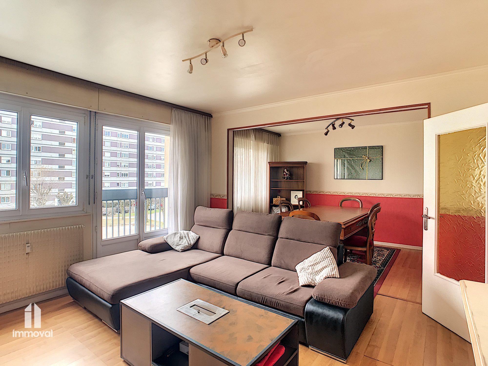 HOENHEIM - Appartement 5 pièces de 104m²