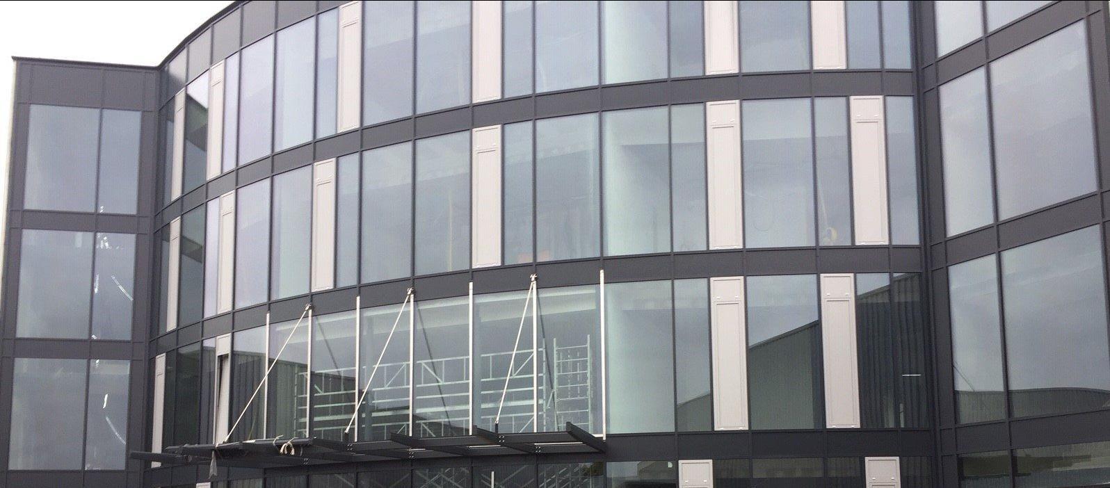 Bureaux 51,5m² dans un immeuble neuf à Bischheim