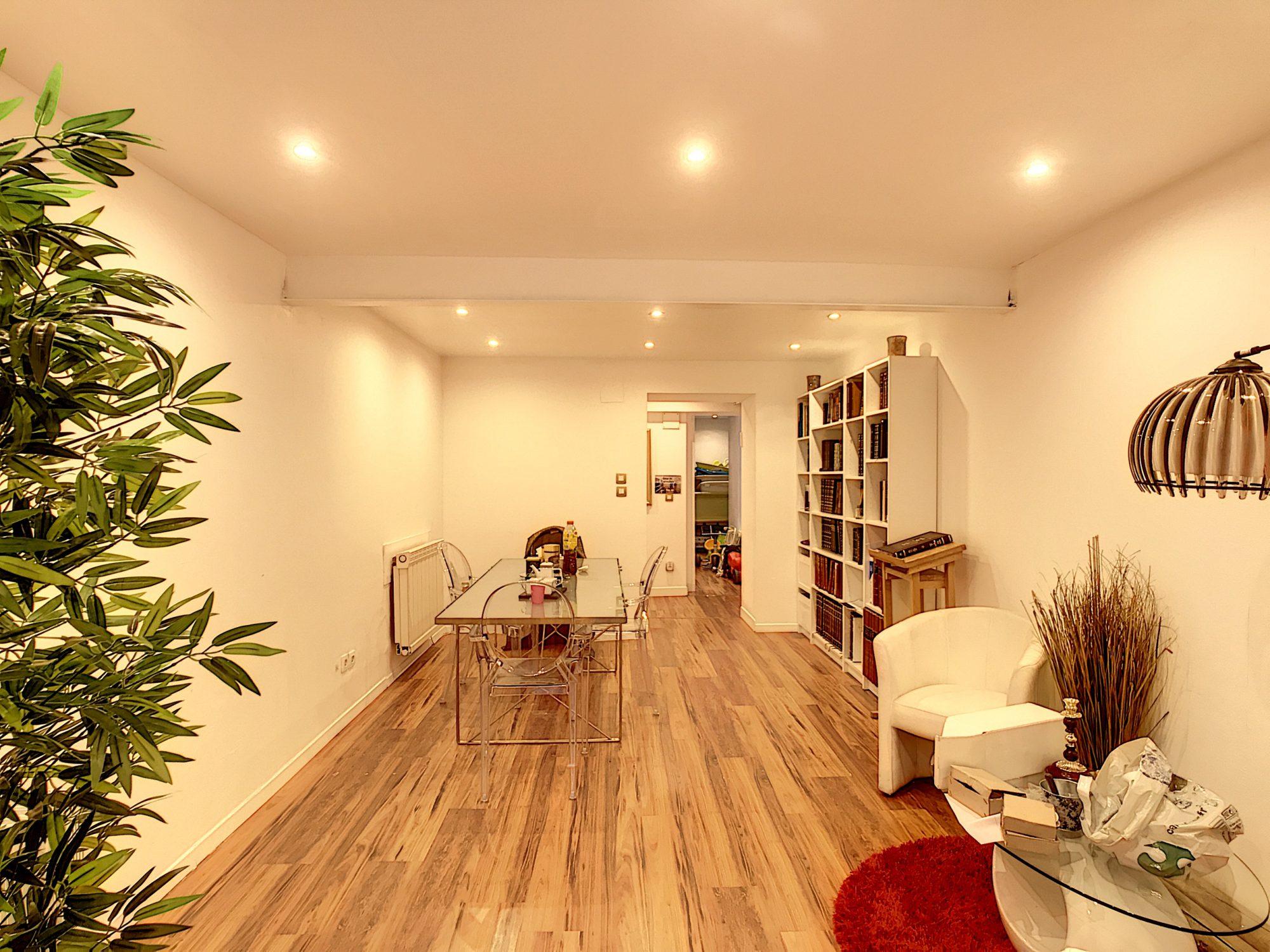 STRASBOURG.ORANGERIE.Appartement T4 de 97.57m