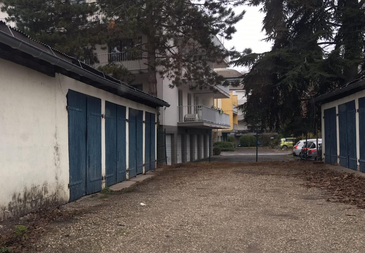 LINGOLSHEIM - Garage fermé à louer