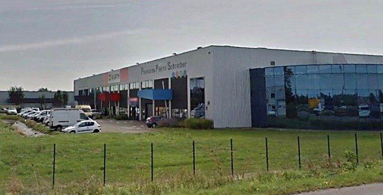 Bureaux 240m² à louer à Souffelweyersheim