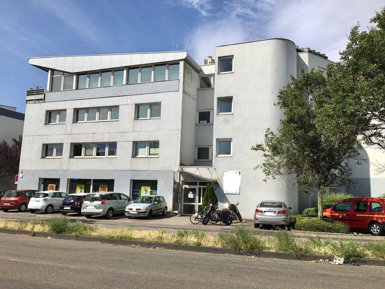 STRASBOURG OUEST - 255 m² des bureaux disponibles à l'achat
