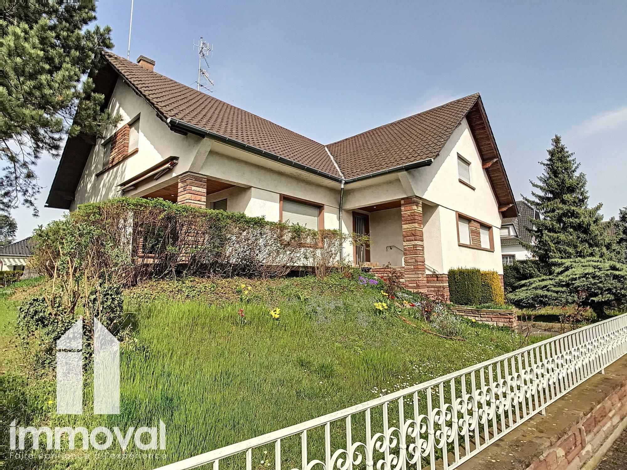 Maison Elsau 419m2 sur 588m2 de terrain