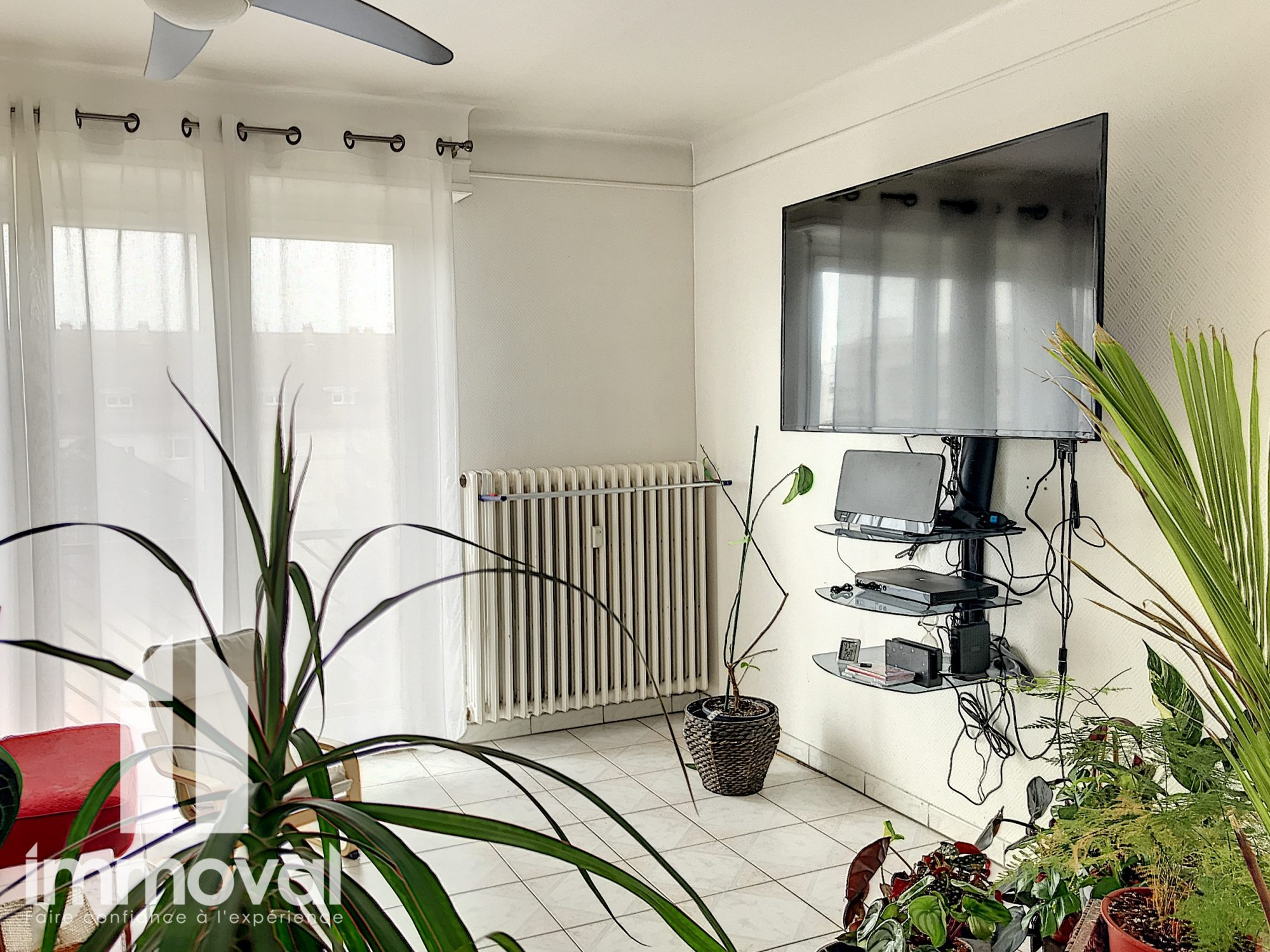 Neudorf-appartement 4 pièces 73m2