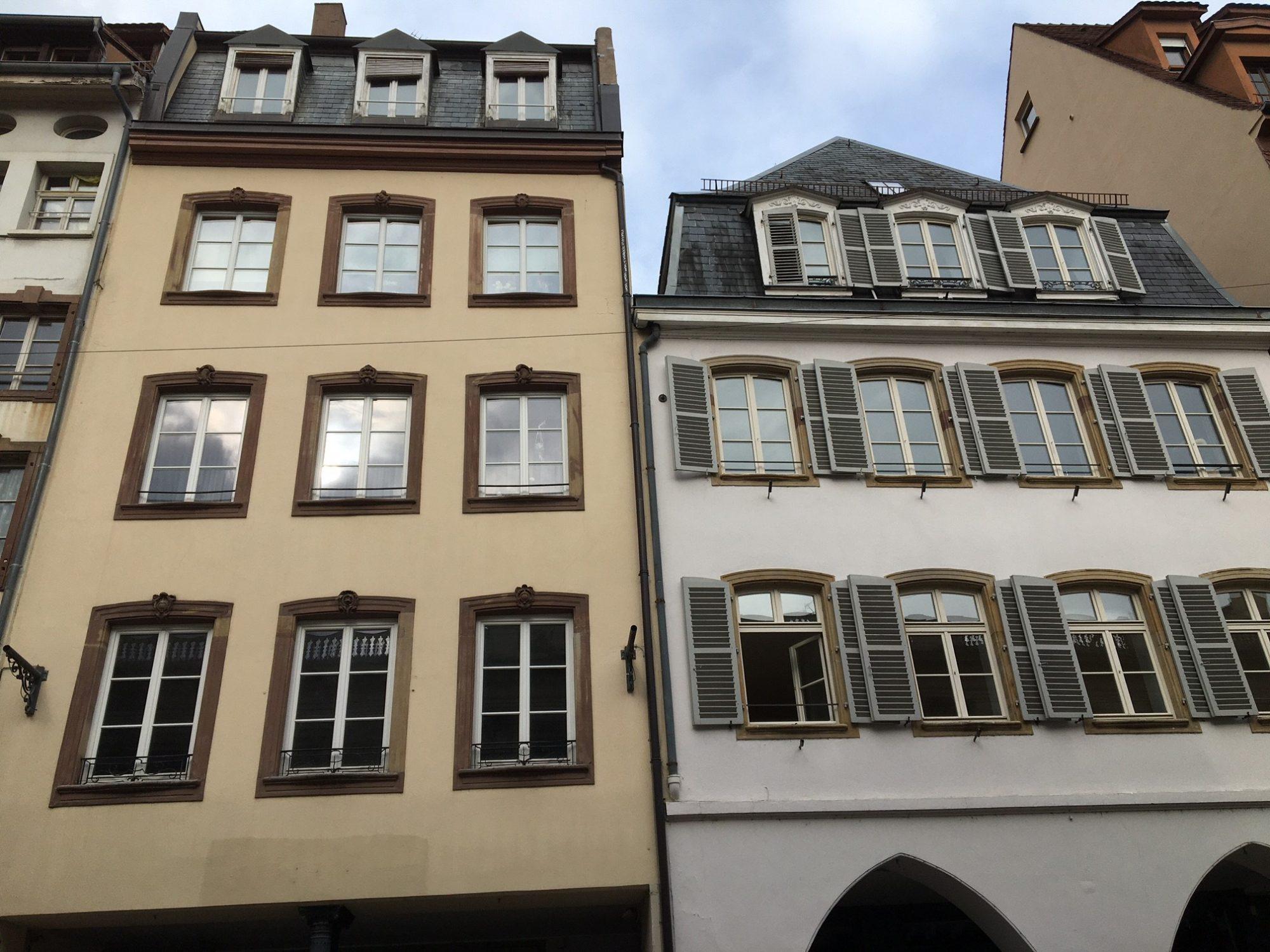 Bureaux 130m² rue des Grandes Arcades à Strasbourg
