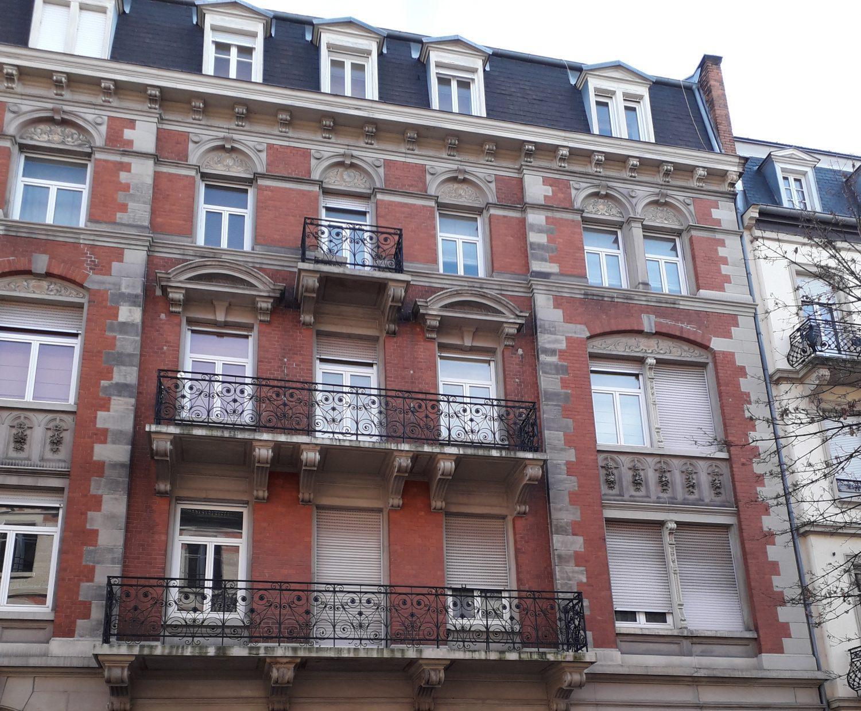 Bureaux 3 pièces, 50m² proche Tribunal de Strasbourg