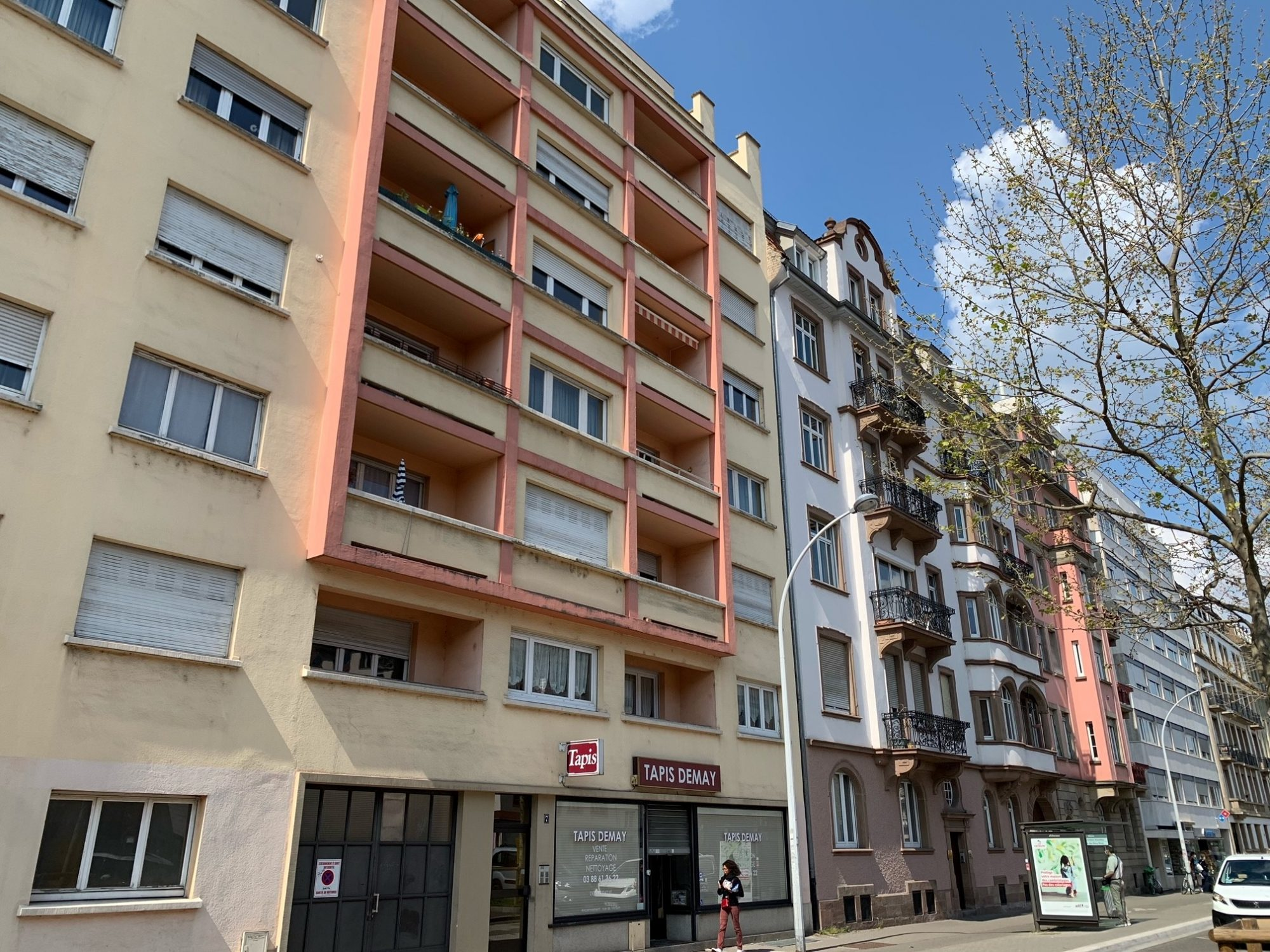 Strasbourg Marne T4 75m²