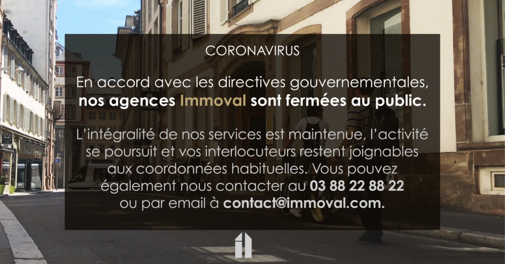 Fermeture COVID19