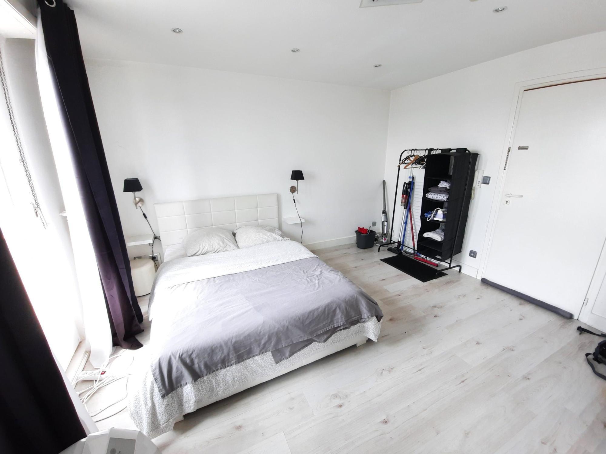 CRONENBOURG SAINT-FLORENT - Lumineux studio meublé
