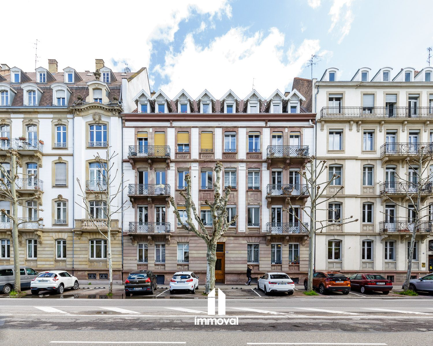 Contades Appartement 4 P. 103,35 m2