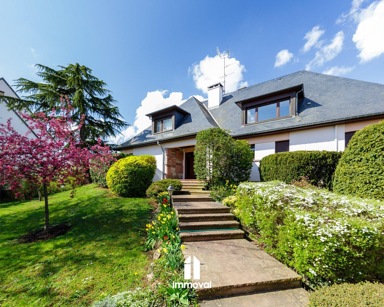 MOLSHEIM Maison bourgeoise 9p de 413m² sur 16 ares